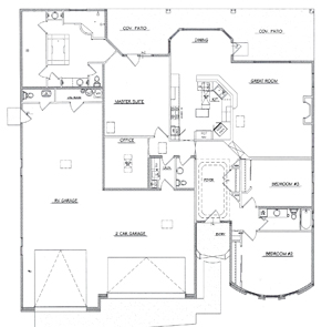 Paradise homes of havasu custom home builder in lake for Fha house plans